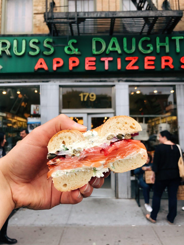 10 Must Eat Foods In Nyc Urbanist